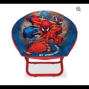 Kids Spider-Man chair